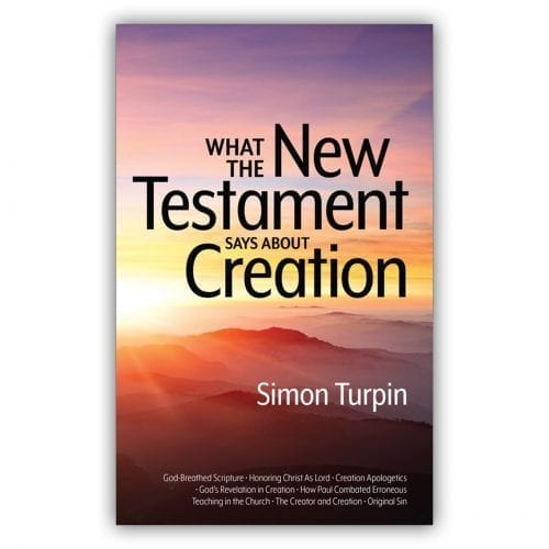 New Testament Says About Creation