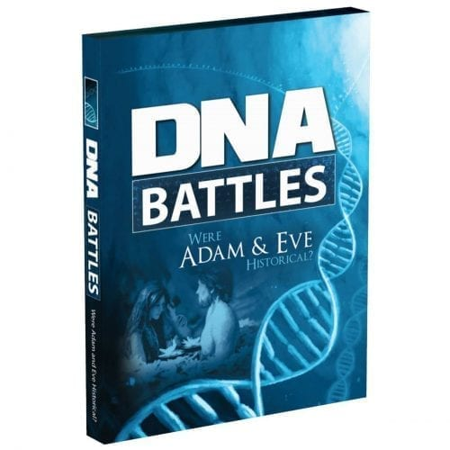 DNA Battles: Were Adam & Eve Historical? DVD