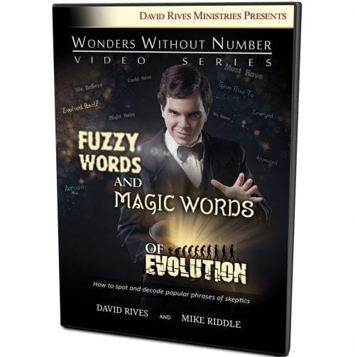 Fuzzy Words and Magic Words of Evolution DVD