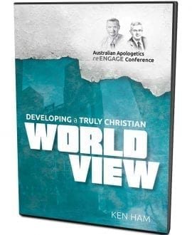 Truly Christian Worldview