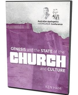 Genesis and the State of the Church