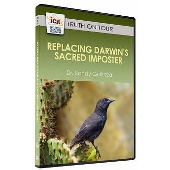 Replacing Darwin's Sacred Imposter DVD