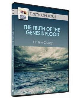 The Truth of the Genesis Flood DVD