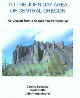 Road Guide to the John Day Area of Central Oregon