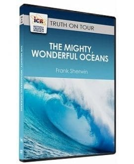 The Mighty Wonderful Oceans DVD