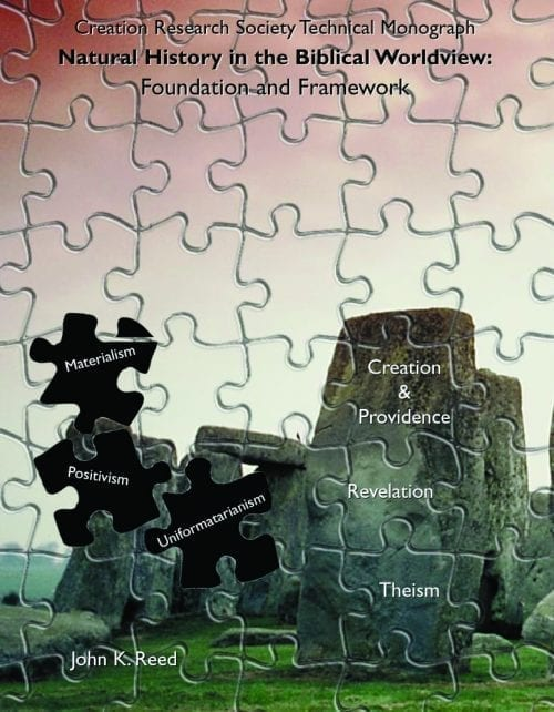 Natural History in the Biblical Worldview: Foundation and Framework
