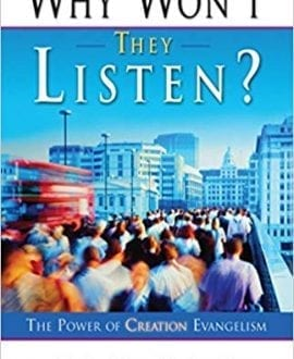 Why Won't They Listen Book