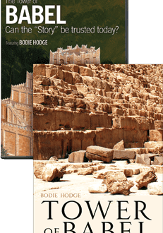 Tower of Babel Book & DVD Combo
