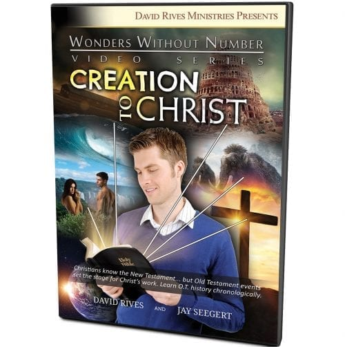 Creation To Christ DVD