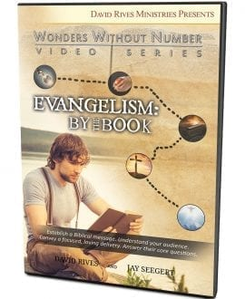 Evangelism By The Book DVD