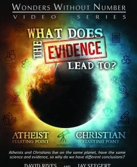 What Does The Evidence Lead To? DVD