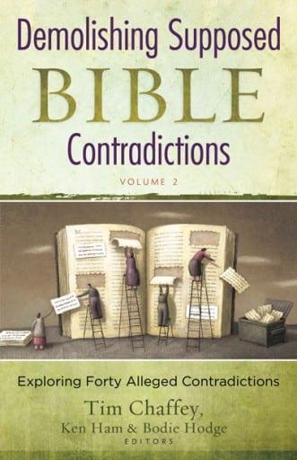 Demolishing Contradictions: