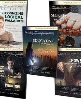 Teaching and Apologetics DVD Bundle
