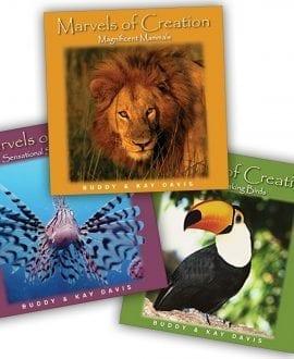 Marvels of Creation 3 Book Set