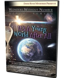It's A Young World After All DVD