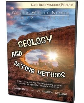 Geology and Dating Methods DVD