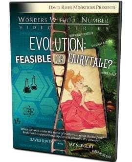 Evolution: Feasible of Fairytale? DVD