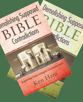 Demolishing Supposed Bible Contradictions Book Set
