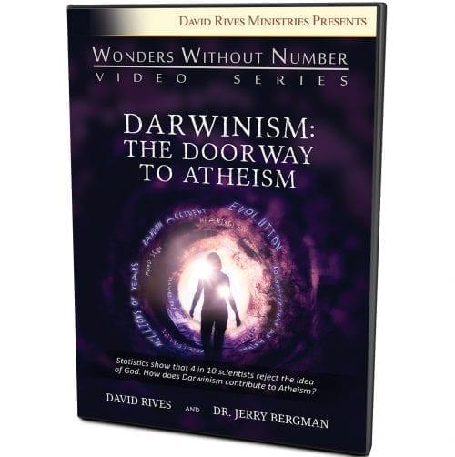 Darwinism: The Doorway To Atheism DVD