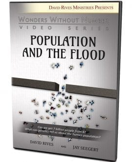 Population and the Flood DVD