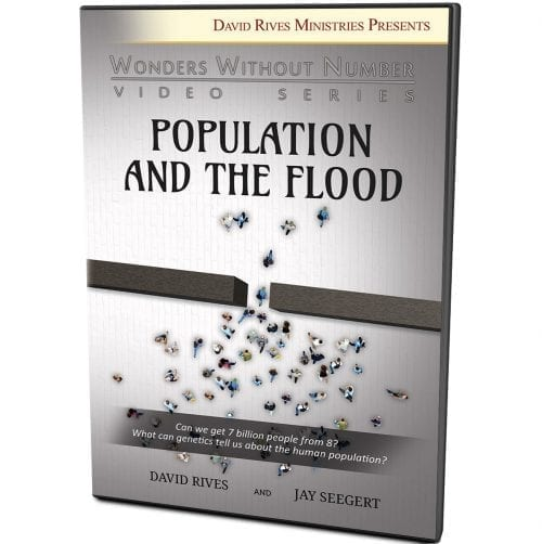 Population, The Flood and More DVD