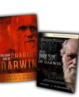 The Dark Side of Darwin Book and DVD Pack