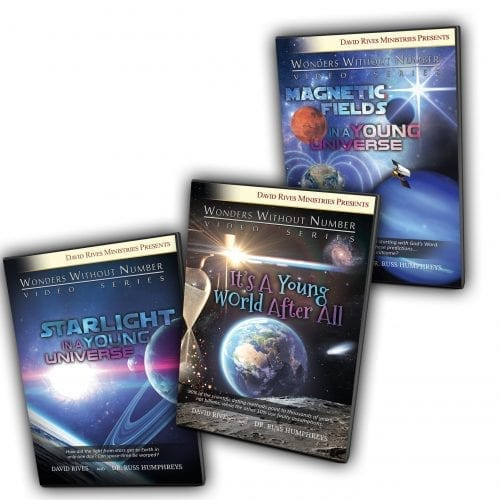 Dating The Universe 3 DVD Series