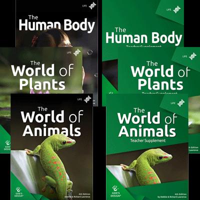 God's Design for Life Complete Book Set