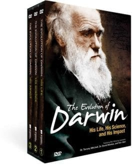 The Evolution of Darwin DVD Series