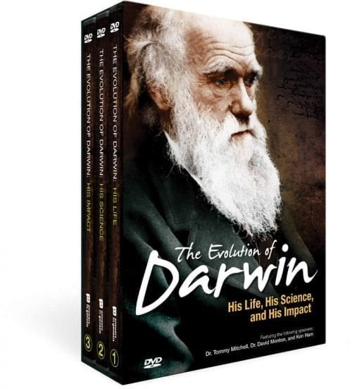 The Evolution of Darwin DVD Series