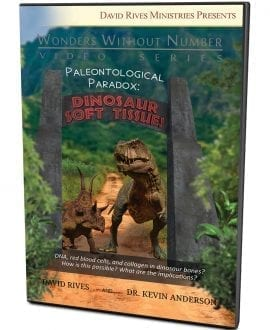 Paleontological Paradox: Dinosaur Soft Tissue DVD