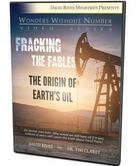 Fracking The Fables - The Origin Of Earth's Oil DVD
