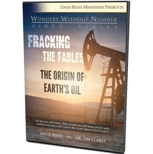 Fracking The Fables - The Origin Of Earth's Oil DVD