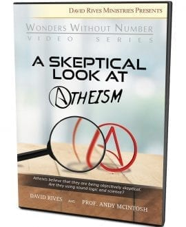 A Skeptical Look At Atheism DVD