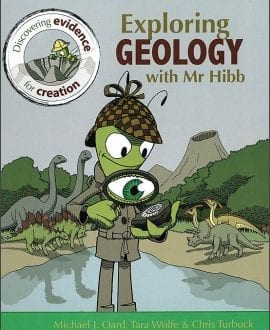 Exploring Geology with Mr. Hibb Book