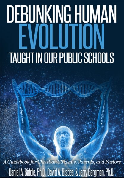 Debunking Human Evolution Book