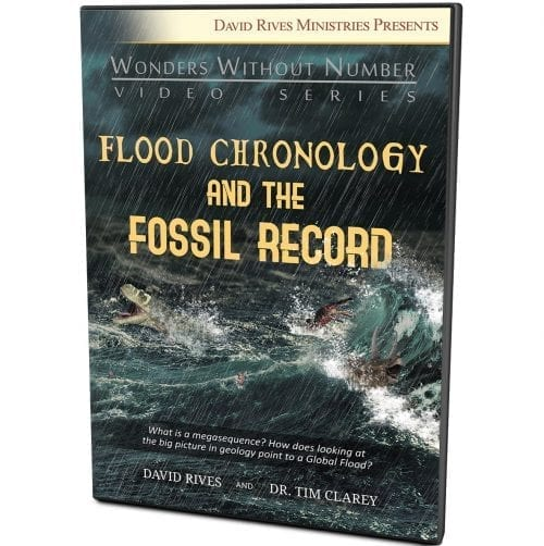 Flood Chronology and the Fossil Record DVD