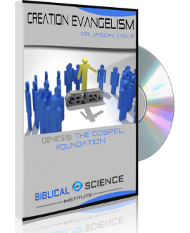 Creation Evangelism - Genesis: The Gospel Foundation DVD