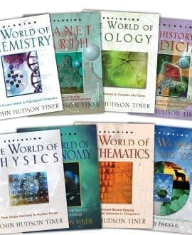 "The ""Exploring"" 8 Book Series"