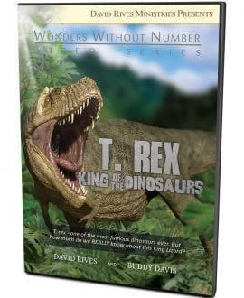 T. Rex: King Of The Dinosaurs DVD