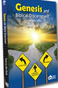 Genesis and Biblical Discernment DVD