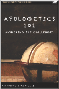 Apologetics 101 - Answering The Challenges DVD