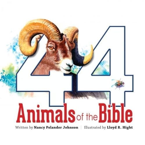 44 Animals of the Bible Book