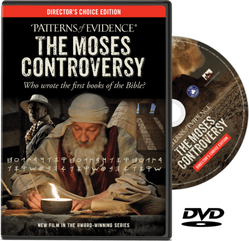 The Moses Controversy DVD