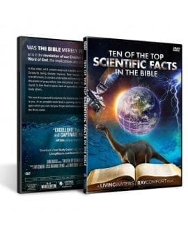 Ten of the Top Scientific Facts in the Bible DVD