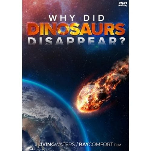 Why Did Dinosaurs Disappear? DVD