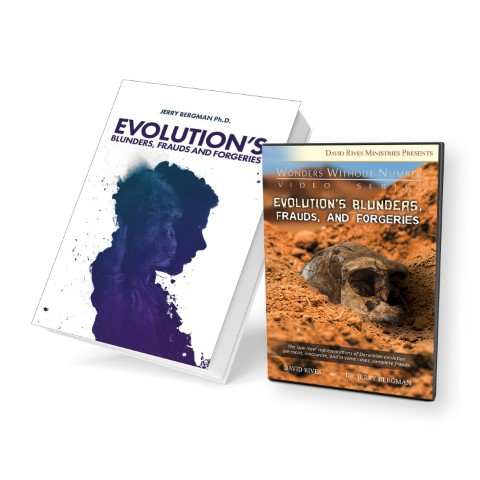 Evolutions Blunders Book and DVD Set