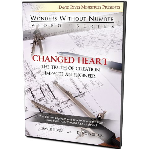 Changed Heart DVD