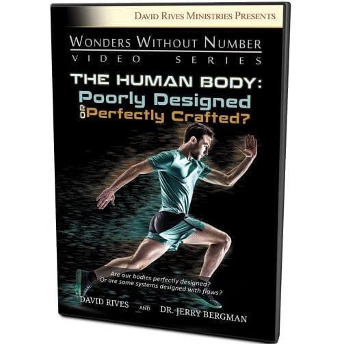 The Human Body DVD