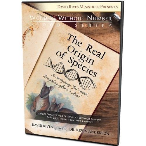 The Real Origin of Species DVD